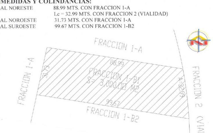 Foto de terreno comercial en renta en, residencial el refugio, querétaro, querétaro, 1299145 no 02