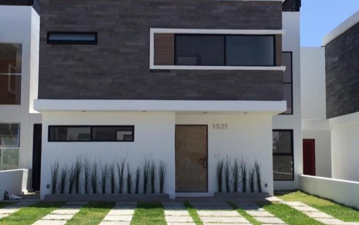 Foto de casa en venta en  , residencial el refugio, querétaro, querétaro, 1321239 No. 01