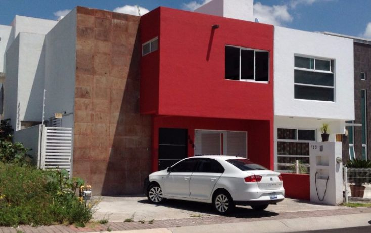 Foto de casa en venta en, residencial el refugio, querétaro, querétaro, 1370997 no 01