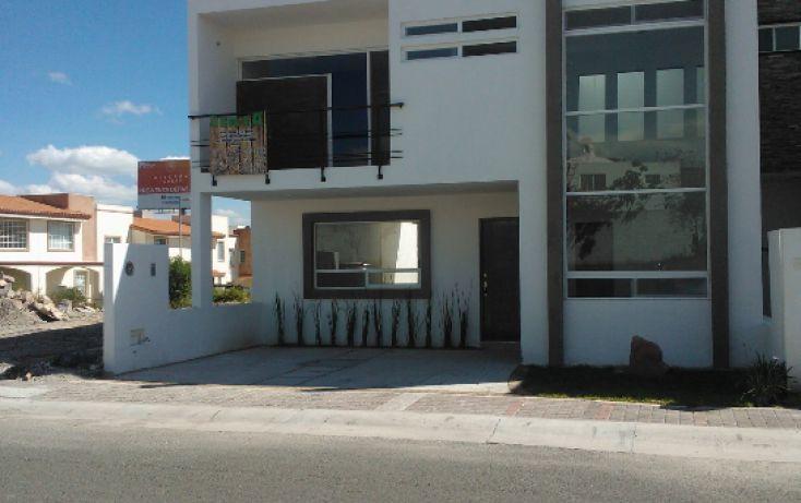Foto de casa en renta en, residencial el refugio, querétaro, querétaro, 1374133 no 01
