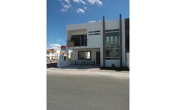 Foto de casa en renta en  , residencial el refugio, querétaro, querétaro, 1374133 No. 01