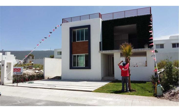 Foto de casa en venta en  , residencial el refugio, quer?taro, quer?taro, 1410651 No. 01