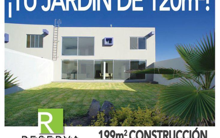 Foto de casa en venta en, residencial el refugio, querétaro, querétaro, 1436589 no 01