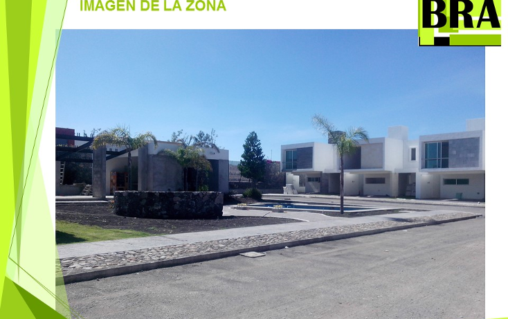 Foto de casa en venta en  , residencial el refugio, querétaro, querétaro, 1454569 No. 09