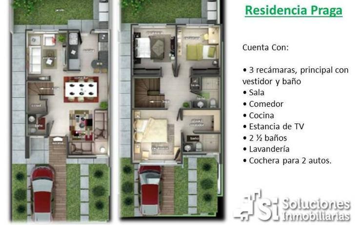 Foto de casa en venta en  , residencial el refugio, querétaro, querétaro, 1462959 No. 02