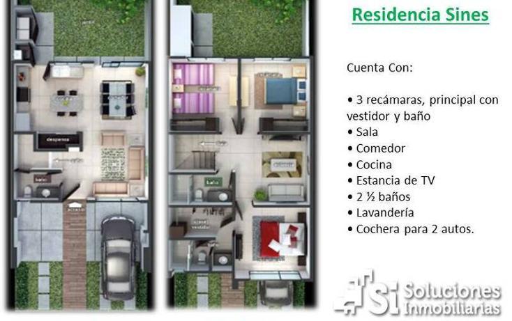 Foto de casa en venta en  , residencial el refugio, querétaro, querétaro, 1462967 No. 02