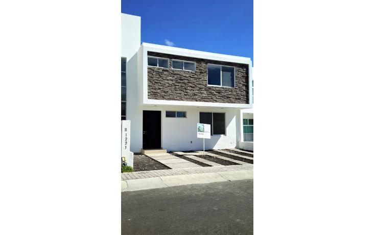 Foto de casa en venta en  , residencial el refugio, querétaro, querétaro, 1468393 No. 01