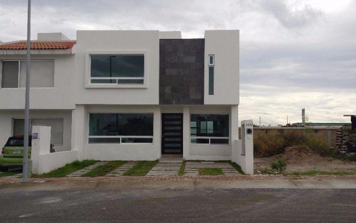 Foto de casa en condominio en renta en, residencial el refugio, querétaro, querétaro, 1470123 no 01