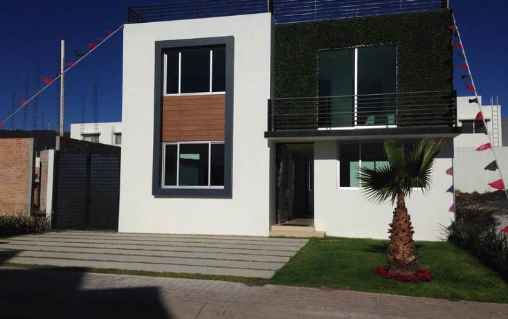 Foto de casa en venta en  , residencial el refugio, quer?taro, quer?taro, 1476153 No. 01