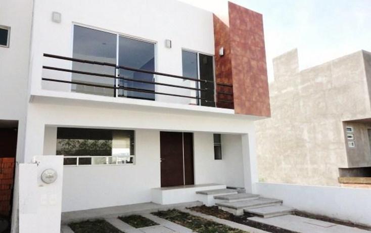 Foto de casa en venta en  , residencial el refugio, querétaro, querétaro, 1491175 No. 01