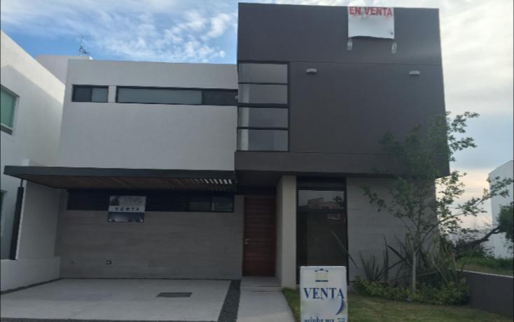 Foto de casa en venta en residencial el refugio , residencial el refugio, querétaro, querétaro, 1491177 No. 01
