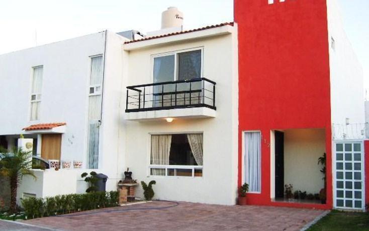 Foto de casa en venta en  , residencial el refugio, quer?taro, quer?taro, 1491181 No. 01