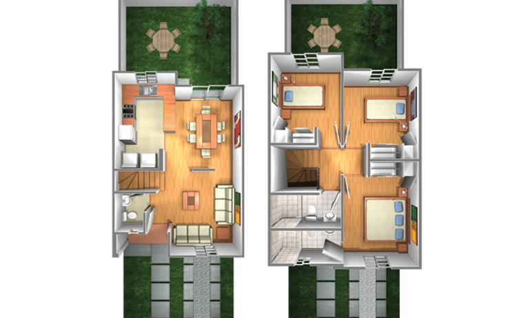 Foto de casa en venta en  , residencial el refugio, querétaro, querétaro, 1523563 No. 06