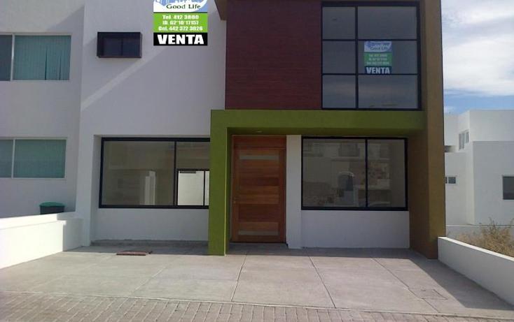 Foto de casa en venta en  , residencial el refugio, quer?taro, quer?taro, 1542810 No. 01