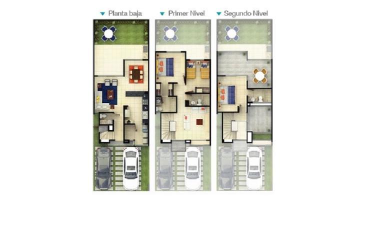 Foto de casa en venta en  , residencial el refugio, querétaro, querétaro, 1543058 No. 21