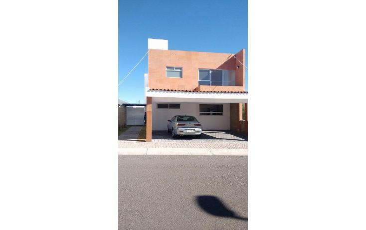 Foto de casa en venta en  , residencial el refugio, querétaro, querétaro, 1554052 No. 01