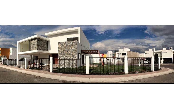 Foto de casa en venta en, residencial el refugio, querétaro, querétaro, 1560410 no 01