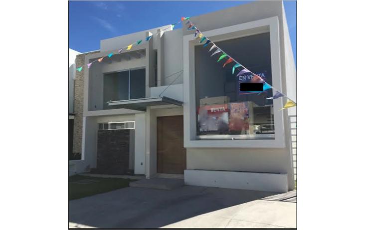 Foto de casa en venta en  , residencial el refugio, querétaro, querétaro, 1560498 No. 01