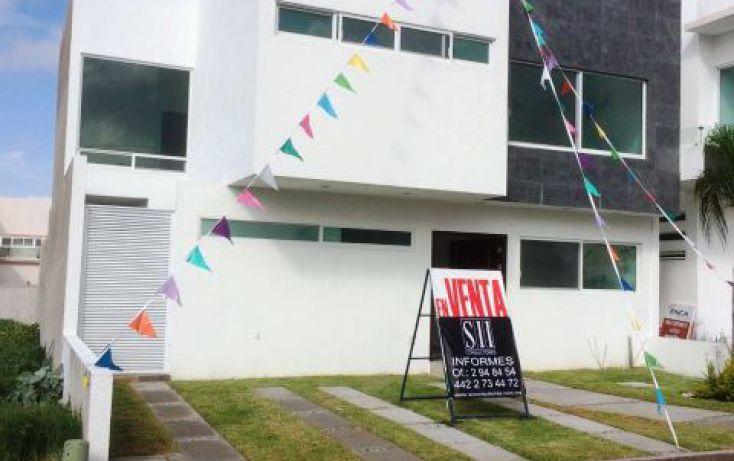 Foto de casa en venta en, residencial el refugio, querétaro, querétaro, 1631908 no 01