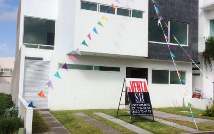 Foto de casa en venta en  , residencial el refugio, querétaro, querétaro, 1631908 No. 01