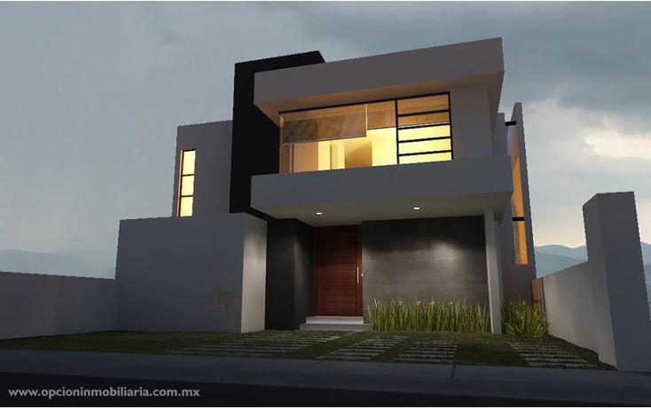 Foto de casa en venta en  , residencial el refugio, quer?taro, quer?taro, 1636608 No. 01