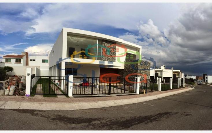 Foto de casa en venta en  , residencial el refugio, quer?taro, quer?taro, 1644142 No. 01