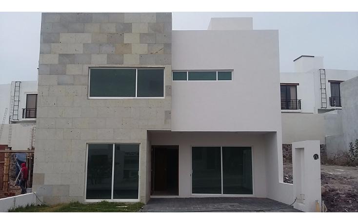 Foto de casa en venta en  , residencial el refugio, quer?taro, quer?taro, 1645498 No. 01