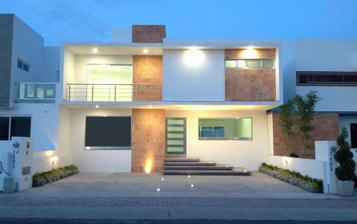 Foto de casa en venta en  , residencial el refugio, quer?taro, quer?taro, 1646573 No. 01