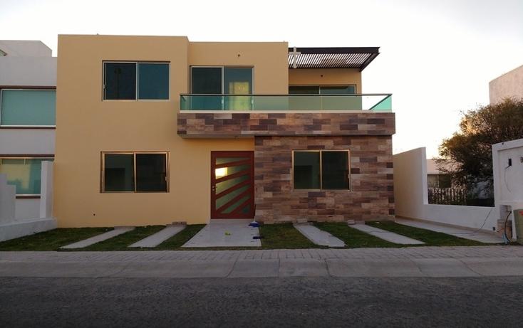 Foto de casa en venta en  , residencial el refugio, querétaro, querétaro, 1655297 No. 01