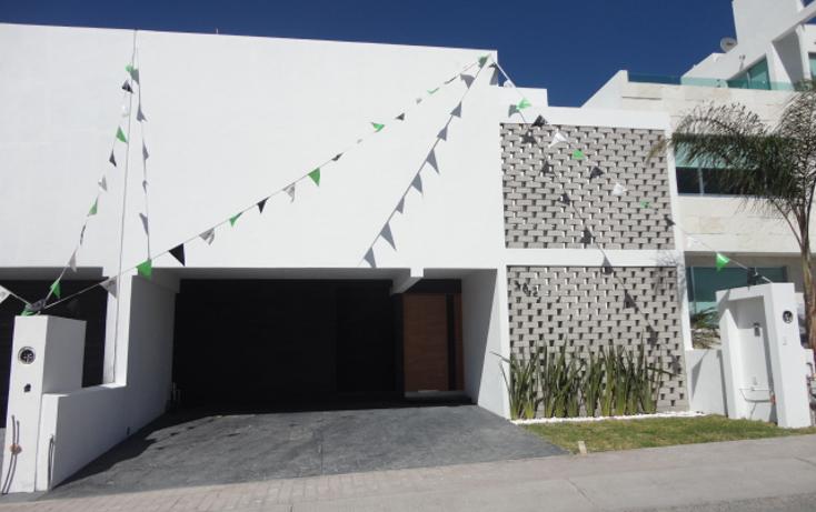 Foto de casa en venta en  , residencial el refugio, querétaro, querétaro, 1660774 No. 01