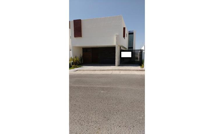 Foto de casa en venta en  , residencial el refugio, querétaro, querétaro, 1664904 No. 01