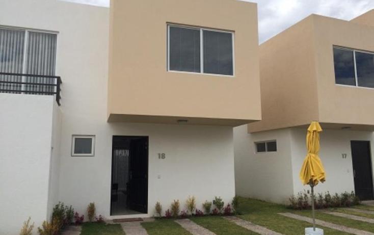 Foto de casa en venta en  , residencial el refugio, querétaro, querétaro, 1665696 No. 01