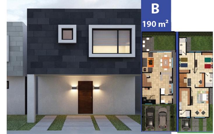 Foto de casa en venta en  , residencial el refugio, querétaro, querétaro, 1722570 No. 01