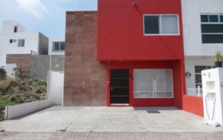 Foto de casa en renta en  , residencial el refugio, querétaro, querétaro, 1725804 No. 01