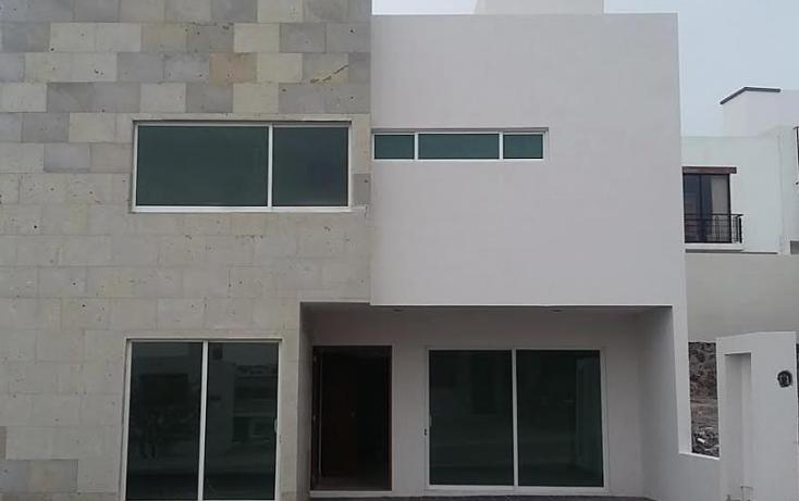 Foto de casa en venta en  , residencial el refugio, quer?taro, quer?taro, 1725868 No. 01