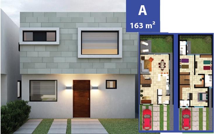 Foto de casa en venta en  , residencial el refugio, querétaro, querétaro, 1737072 No. 01