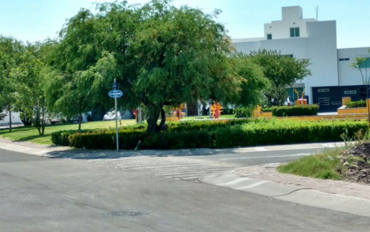Foto de terreno habitacional en venta en, residencial el refugio, querétaro, querétaro, 1772230 no 02