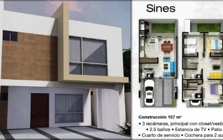 Foto de casa en condominio en venta en, residencial el refugio, querétaro, querétaro, 1778410 no 09