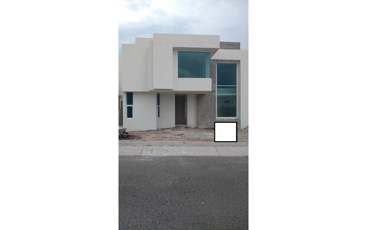 Foto de casa en venta en  , residencial el refugio, querétaro, querétaro, 1808222 No. 01
