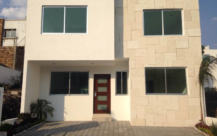 Foto de casa en venta en  , residencial el refugio, querétaro, querétaro, 1862600 No. 01