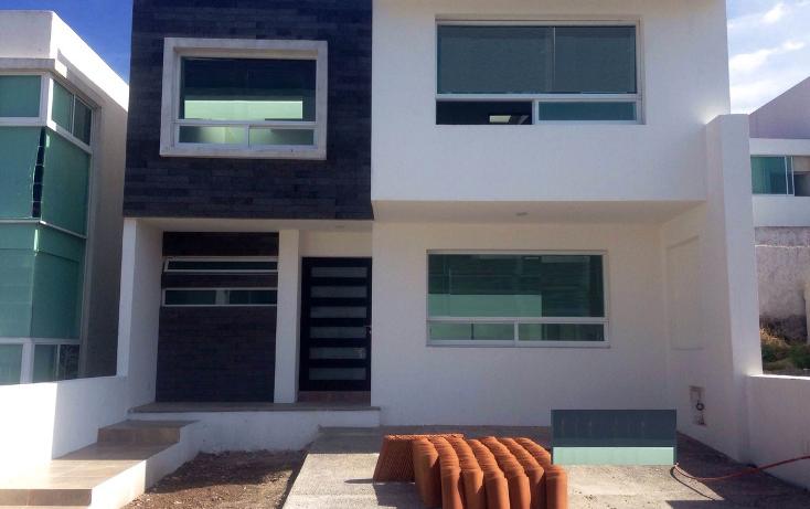 Foto de casa en venta en  , residencial el refugio, querétaro, querétaro, 1908261 No. 01