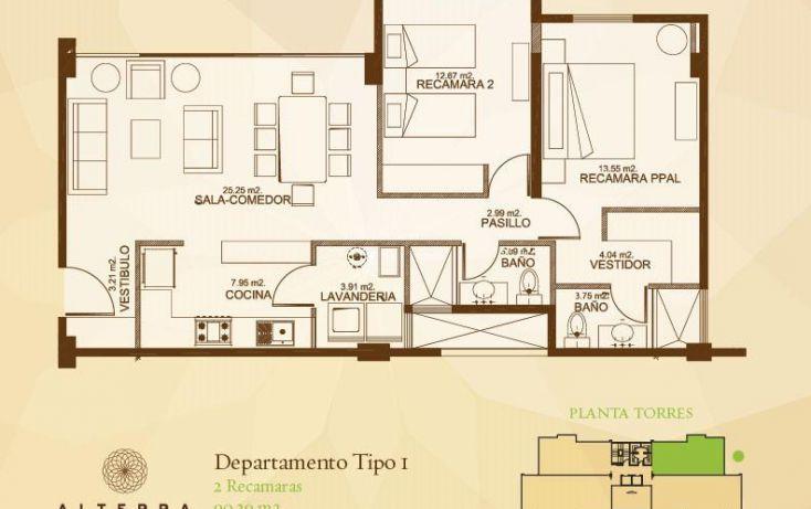 Foto de departamento en venta en, residencial el refugio, querétaro, querétaro, 1911610 no 10