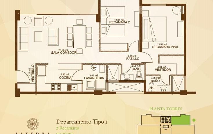 Foto de departamento en venta en  , residencial el refugio, querétaro, querétaro, 1911610 No. 10