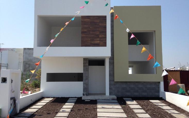 Foto de casa en venta en  , residencial el refugio, quer?taro, quer?taro, 1939547 No. 01