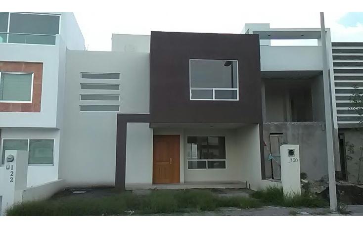 Foto de casa en venta en  , residencial el refugio, quer?taro, quer?taro, 1959571 No. 01