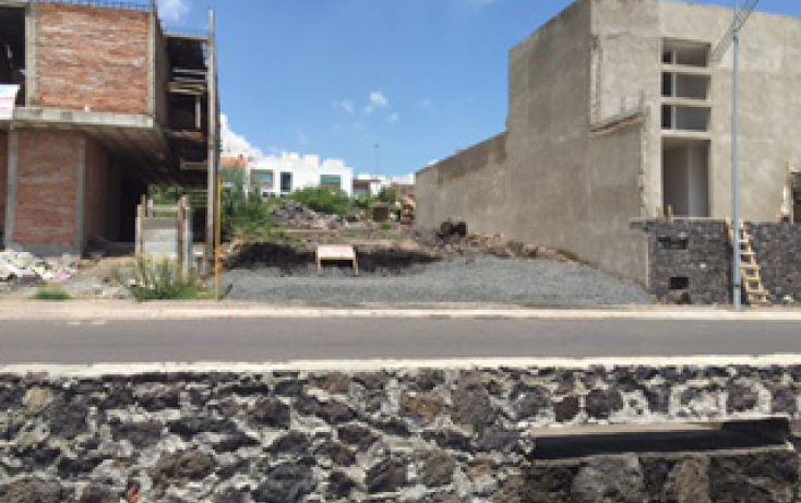 Foto de terreno habitacional en venta en, residencial el refugio, querétaro, querétaro, 2002844 no 01