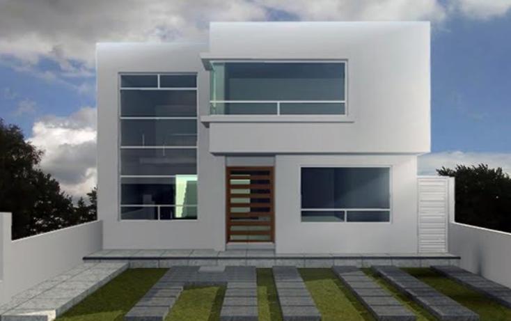 Foto de casa en venta en  , residencial el refugio, querétaro, querétaro, 2012199 No. 01