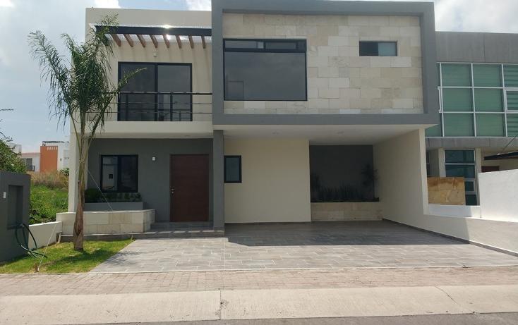 Foto de casa en venta en  , residencial el refugio, quer?taro, quer?taro, 2020751 No. 01