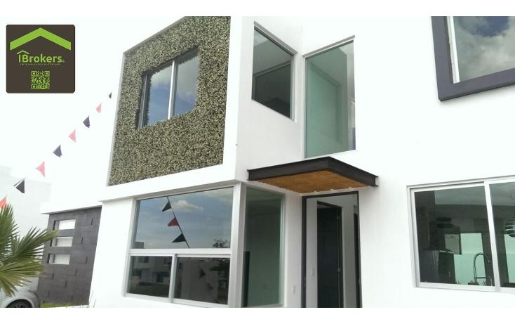 Foto de casa en venta en  , residencial el refugio, quer?taro, quer?taro, 2042961 No. 01