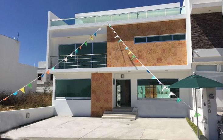Foto de casa en venta en  , residencial el refugio, querétaro, querétaro, 506461 No. 01